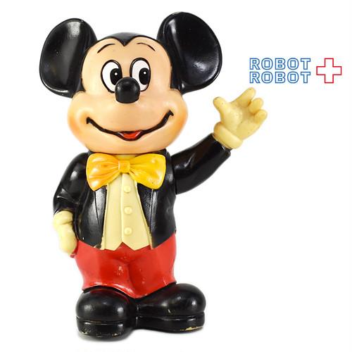ミッキーマウス ソフビ貯金箱 タキシード KOREA