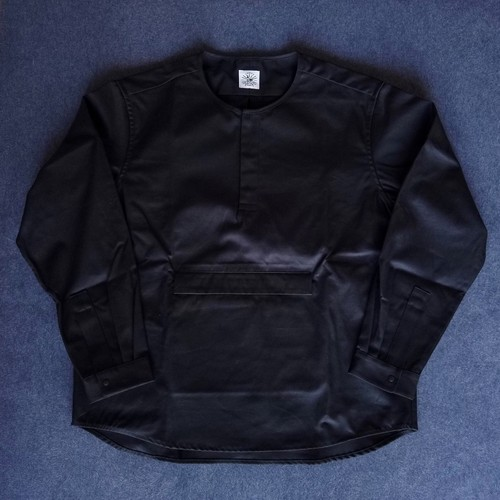 Film Pullover Shirts(Black)