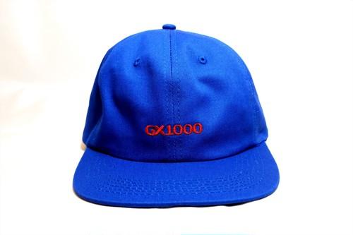 GX1000 OG6 PANEL CAP BLUE ジーエックス100 キャップ