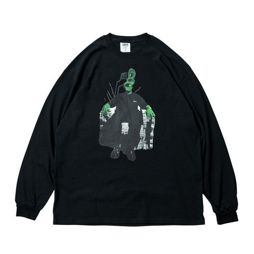 Tightbooth × KILLERBONG CEO L/S T-SHIRT BLACK XL タイトブース