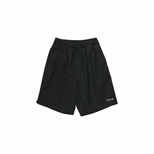 POLAR SKATE CO(ポーラー) / SURF SHORTS -BLACK-