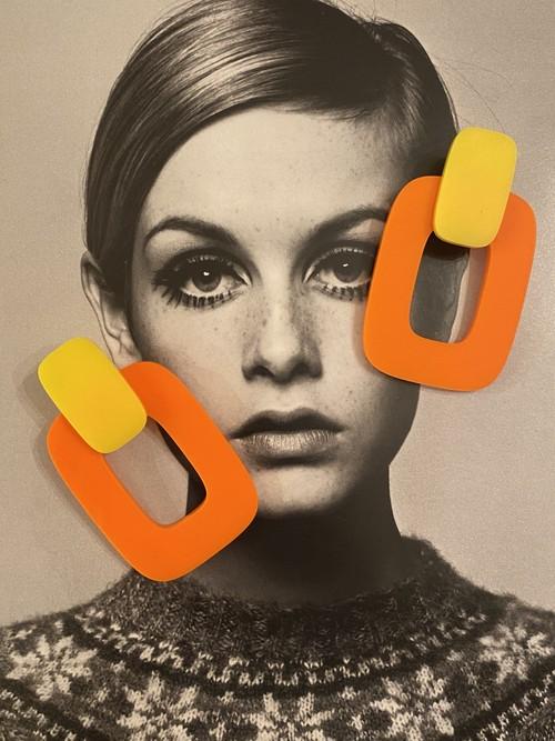ADA BINKS 英国60's スタイル ピアス アクセサリー