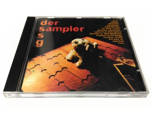 [USED] VA - DSSG Der Sampler (2001) [CD]