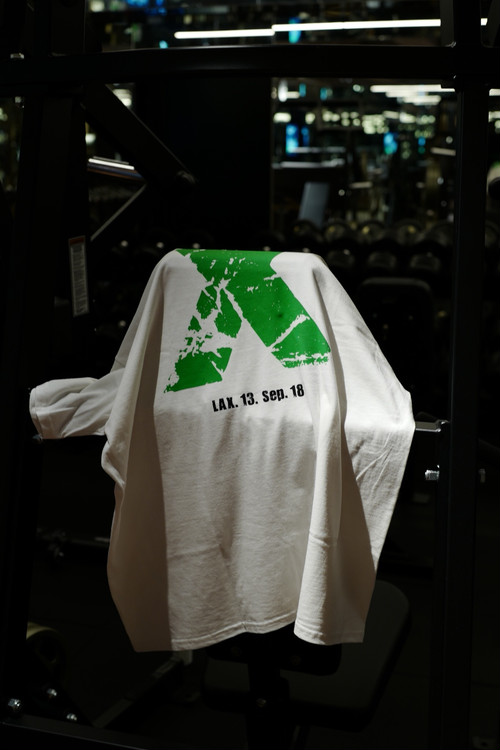 """Memorial T-shirts """"X"""" WHの商品画像5"""