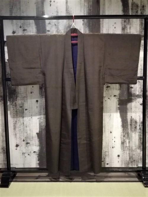 Kimono Homme  hiver (marron)