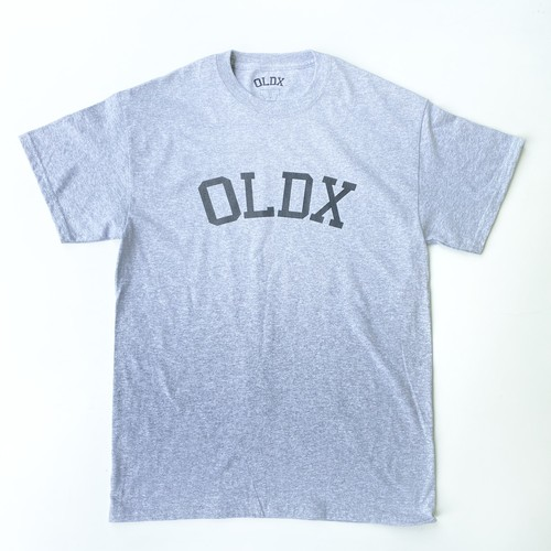 College logo t-shirts GRAY