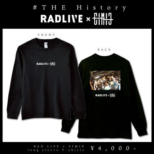 【RAD LIVE × EIMIE】#THE History - RAD LIVE × EIMIE ver.2