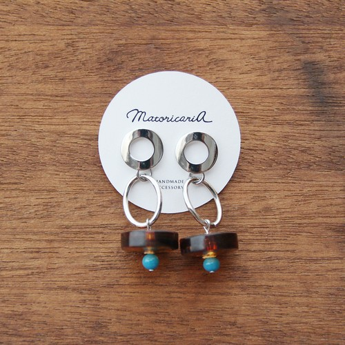 vintage mix pierce[ピアス]102116