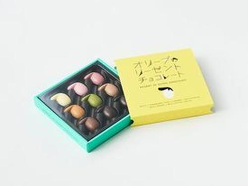 オリーブのリーゼントチョコレート