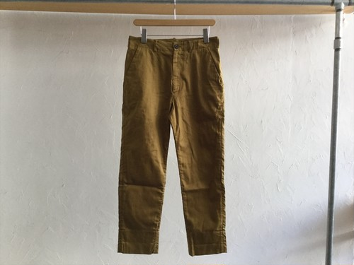 "40%OFF semoh""Tapered Pants Beige"""