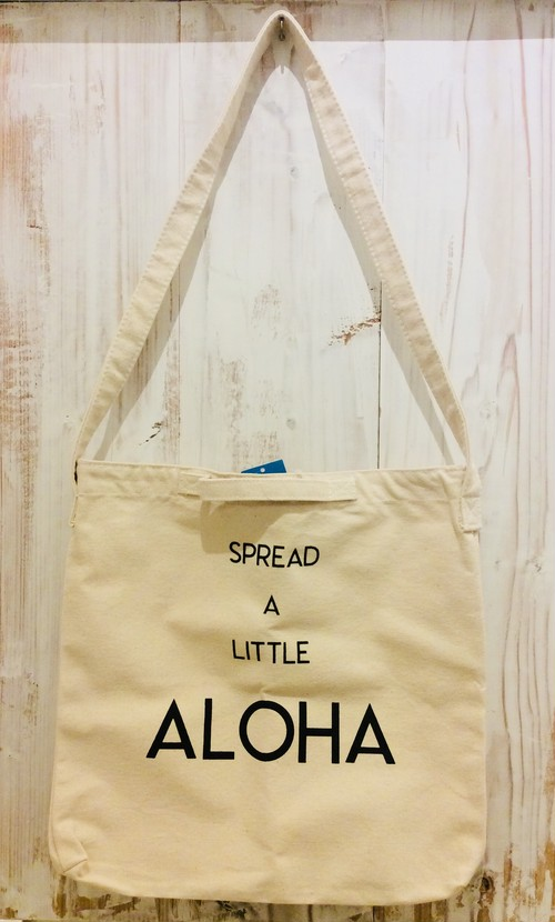 [DAYS OF ALOHA]2WAY BAG