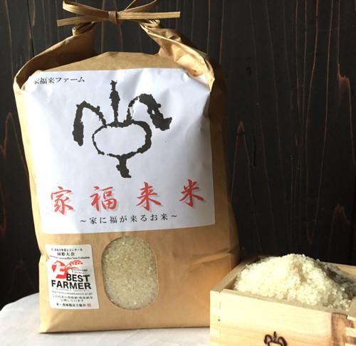 家福来米 5㎏ 白米
