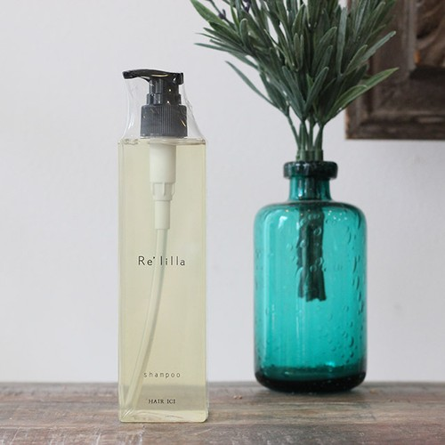 [数量限定!! 40%OFF]  Re'lilla|「natural」shampoo(350ml)