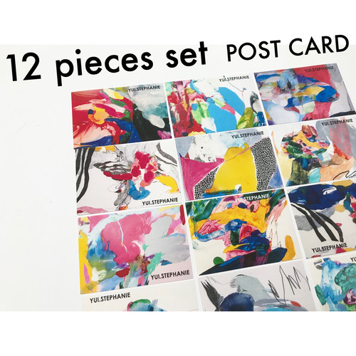 post card 12枚セット