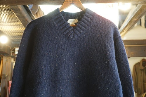 early 00's J.CREW V-neck wool Sweater