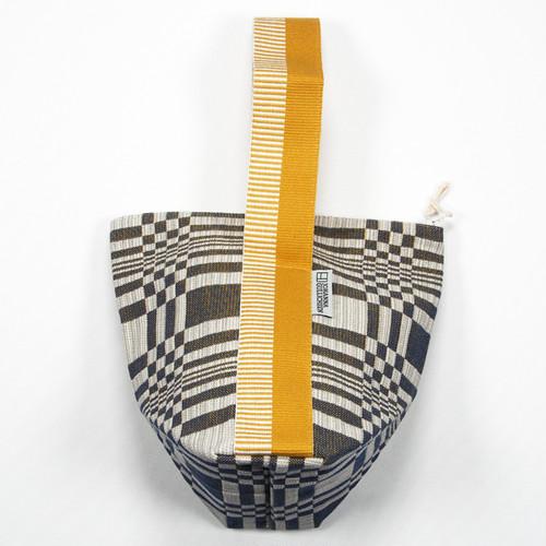 JOHANNA GULLICHSEN Tetra Handbag Doris Lead