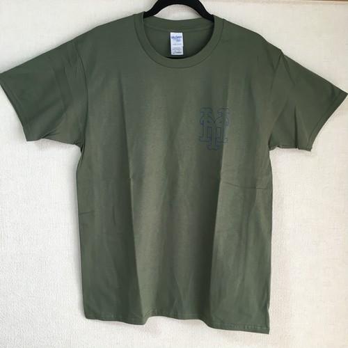 YH Mets T Shirt (GRN×NVY)