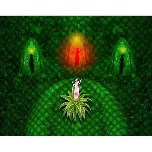 神秘の森・03(邂逅02) A4