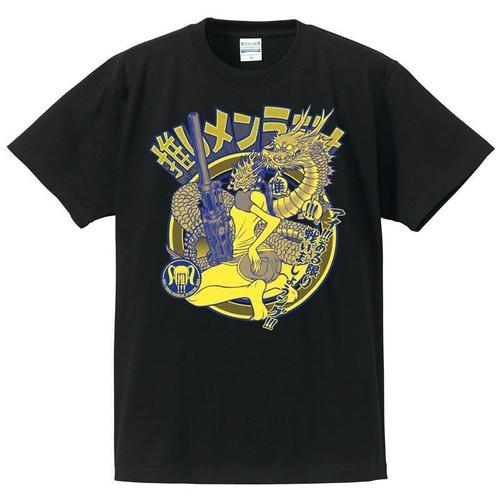 アイドリング!!!推しメンラジオTシャツ黒