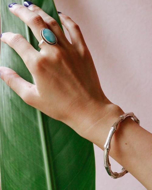 96's Tiffany bamboo bangle