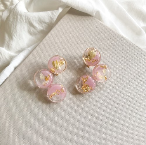 floret series (earring)