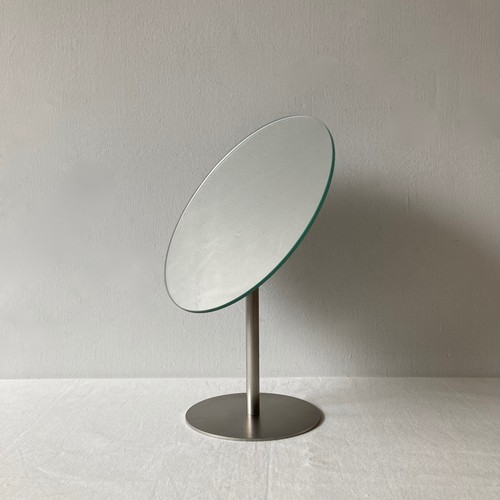 MAKEUP - MIRROR / STAINLESS
