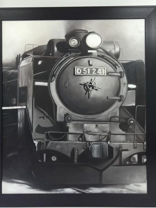油絵3:限定商品 D51 248