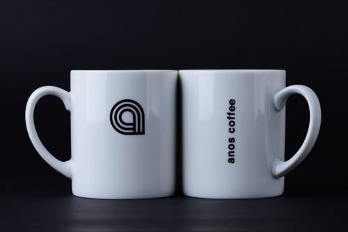 anos coffee マグカップ