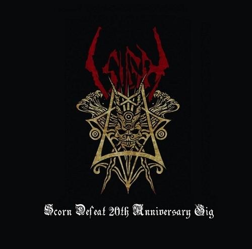 Scorn Defeat 二十周年記念ライブCD!666枚限定!リストバンドセット