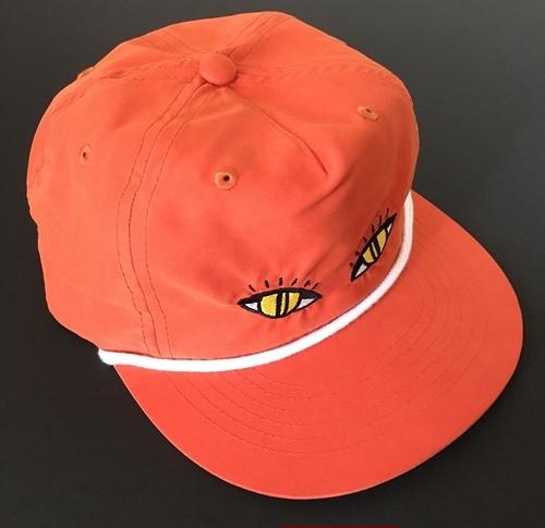 SNAKE EYES CAP (ORANGE)