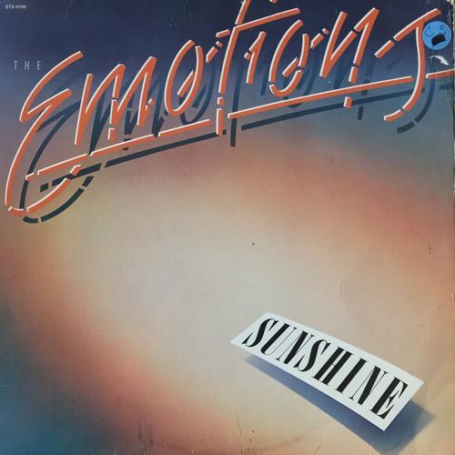 THE EMOTIONS / SUNSHINE (1977)