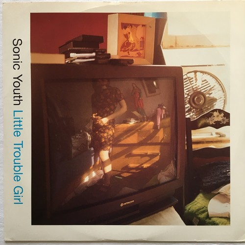 【12inch・米盤】Sonic Youth  /  Little Trouble Girl