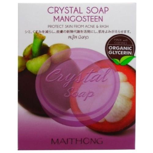 マイ・トーン / Maithong CRYSTAL SOAP マンゴスチン 70g