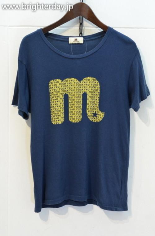 M Tシャツ