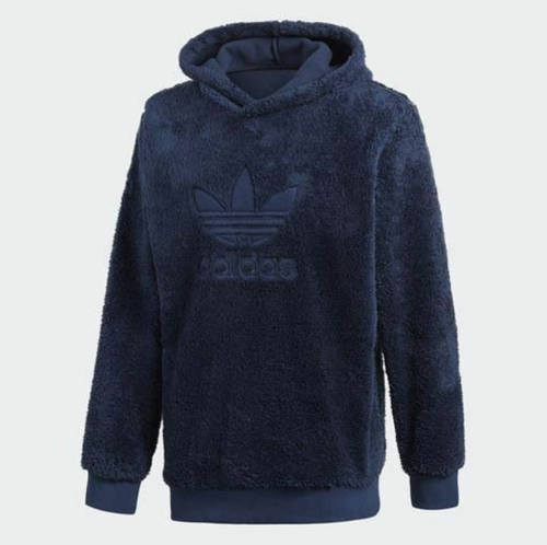 adidas originals Men's Winterized Hoodie