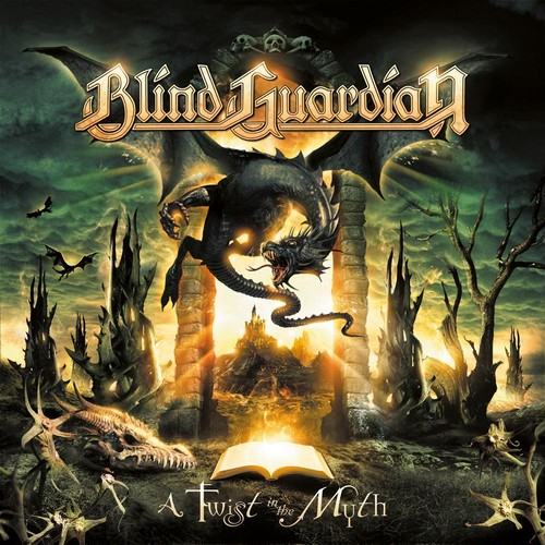 "BLIND GUARDIAN ""A Twist in The Myth"" (輸入盤)"