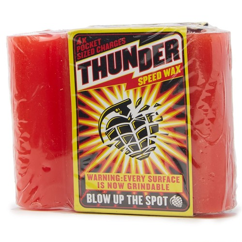 thunder truck / SPEED WAX
