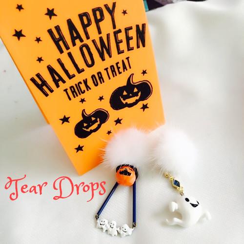 ハロウィン限定品×Tear Drops