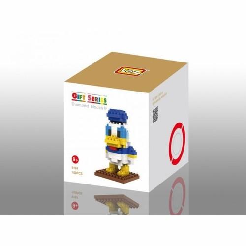 LOZ 9164 ダイヤモンドブロックス ドナルドダック / Diamond blocks Donald Duck 1個/100pcs