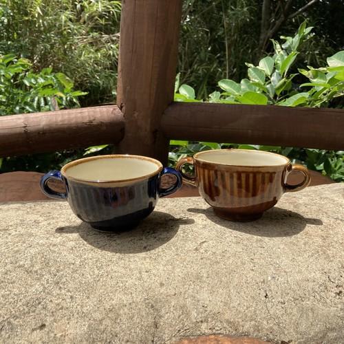 スープカップ/しのぎ