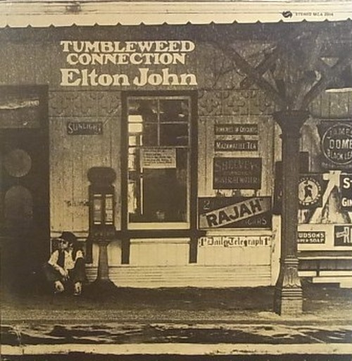 【LP】ELTON JOHN/Tumbleweep Connection