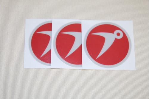 まるプ ステッカー 3枚SET 【PUAKO SHOP】