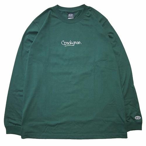 Cracksman LS TEE / Green