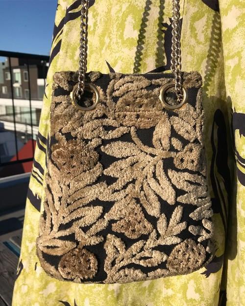Vintage mini bag ( ヴィンテージ  ミニバッグ )