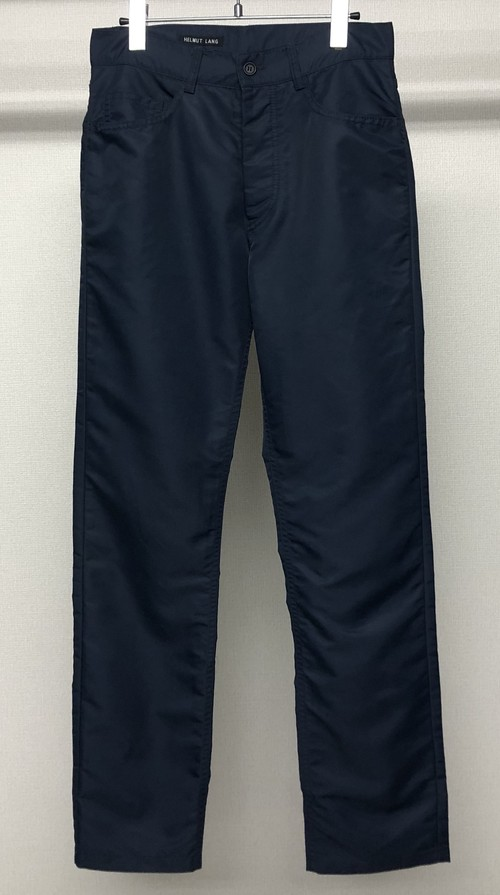 1990s HELMUT LANG NYLON 5 POCKET PANTS
