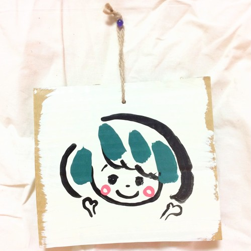 しの絵馬 No.24