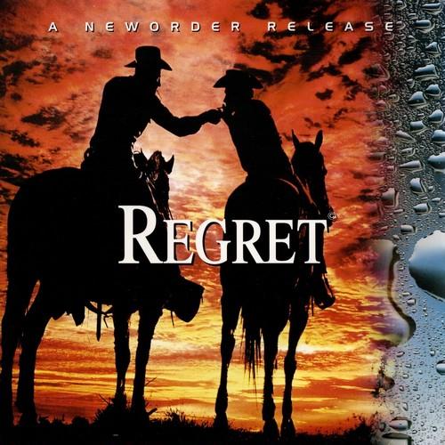 【7inch・英盤】New Order / Regret