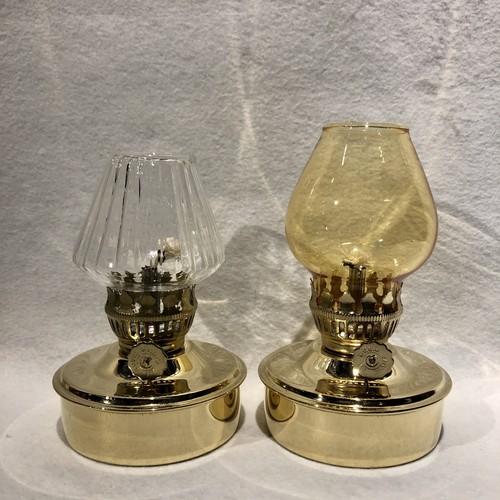 真鍮オイルランプ/スモール