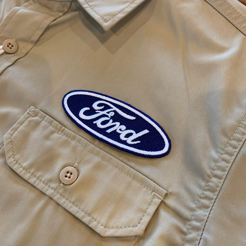 PATCHIES【ワッペン】 Ford フォード ワークシャツ