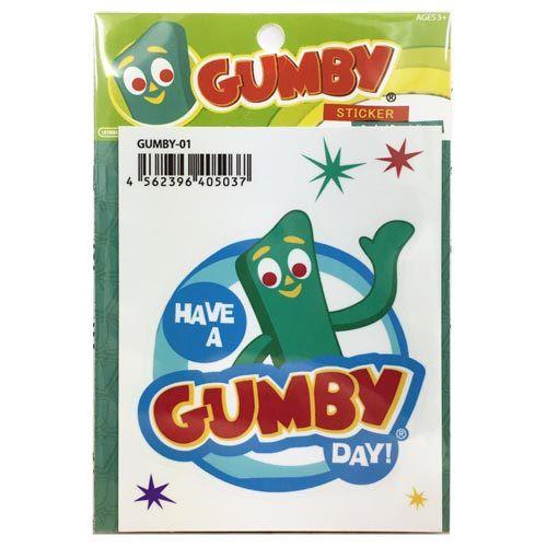 GUMBY Sticker (GUMBY-01)